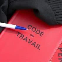 Französisches Arbeitsrecht und Arbeitsgesetzbuch: Code du Travail