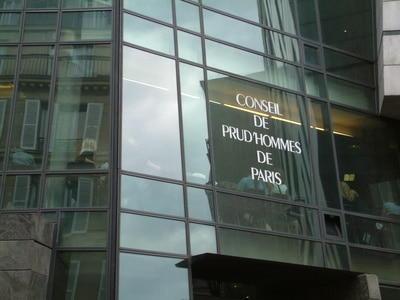 Arbeitsgericht in Frankreich