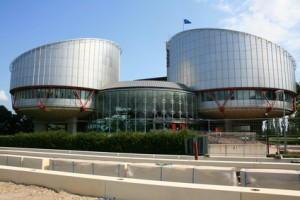 Der Europaïsche Gerichtshof für Menschenrechte in Strassburg