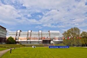 Europarat in Strasbourg