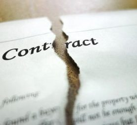 Rechtsmissbräuchliche Beendigung des Vertrages mit dem Hersteller
