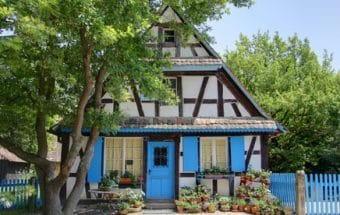 Ferienhaus im Elsass: Steuern beim Verkauf 2012