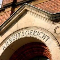 Das Arbeitsgericht ist nicht zuständig für die Abberufung des GmbH-Geschäftsführers