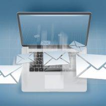 Persönliches E-Mail-Account im Büro
