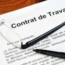 Französischer Arbeitsvertrag