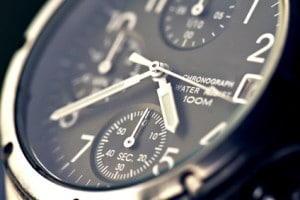 Uhren und Zoll