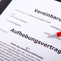 Aufhebungsvertrag wegen Drohung anfechten