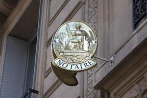 Notare in Frankreich