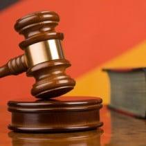 Gerichtsentscheidung in Deutschland