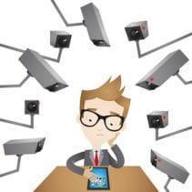 Überwachung des Arbeitnehmers
