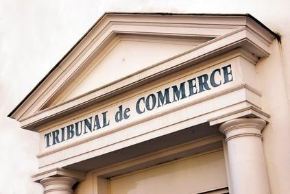 Insolvenzverfahren vor dem Handelsgericht in Frankreich