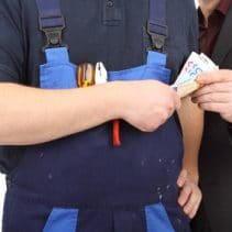 Schwarzarbeit in Frankreich und Arbeitnehmer