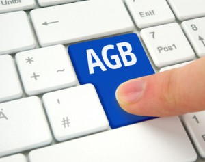 Hamon-Gesetz und Pflichtangaben AGBs online