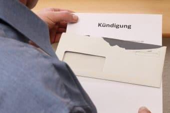 Sind Vom Personalleiter Unterschriebene Kündigungsschreiben Rechtens