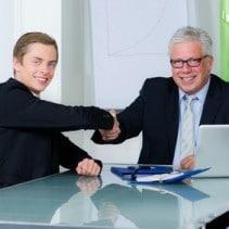 Der Unternehmer im Ruhestand genießt eine Steuervergünstigung