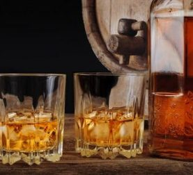 Beschlagnahme von Whiskey wegen Markenrechtsverletzung