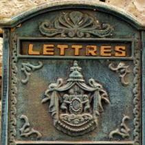 Forderungsanmeldung und Adresse in Frankreich