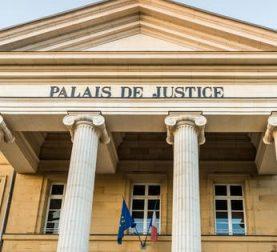 Französisches Gericht für den Handelsvertreter