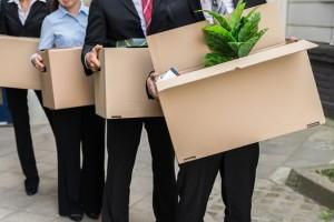 Weiterbeschäftigung im Ausland oder Kündigung