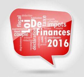 Steuerrecht in Frankreich: Haushaltsgesetz 2016