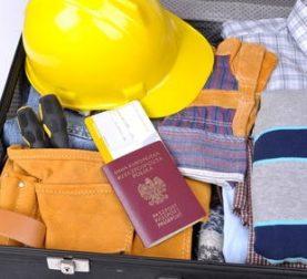 Nach Frankreich entsandte Arbeitnehmer