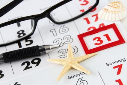 Wieviele Tage Urlaub für den Arbeitnehmer