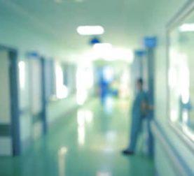 Insolvente Klinik und Schulden mit Arbeitnehmern