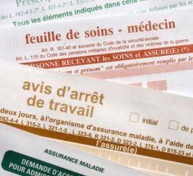 Sozialversicherungssystem in Frankreich