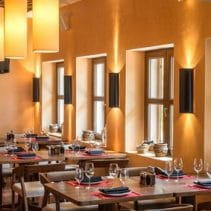 Restaurant in der Insolvenz