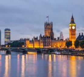 Arbeitsvertrag in London