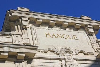 Französische Bank und Vertragsstrafe