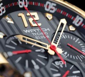 Markenverletzung mit einer Uhr
