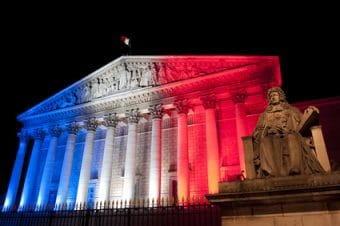 Gesetzrefom in Frankreich