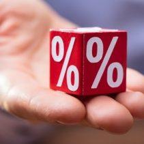 Prozentsatz der Beiträge zur Sozialversicherung