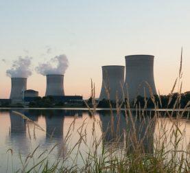 Kernkraftwerk und Betriebsarzt