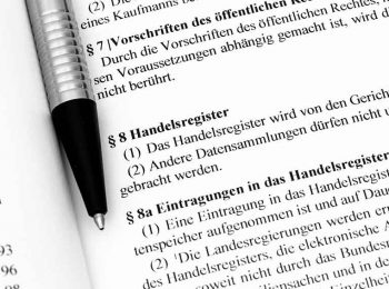 Gesellschafterliste in der GmbH