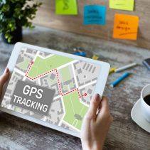 Tracking der Fahrten des Mitarbeiters