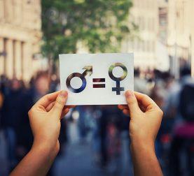 Indiz für die Lohngleichheit Mann-Frau