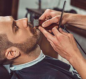 Bart verboten am Arbeitsplatz